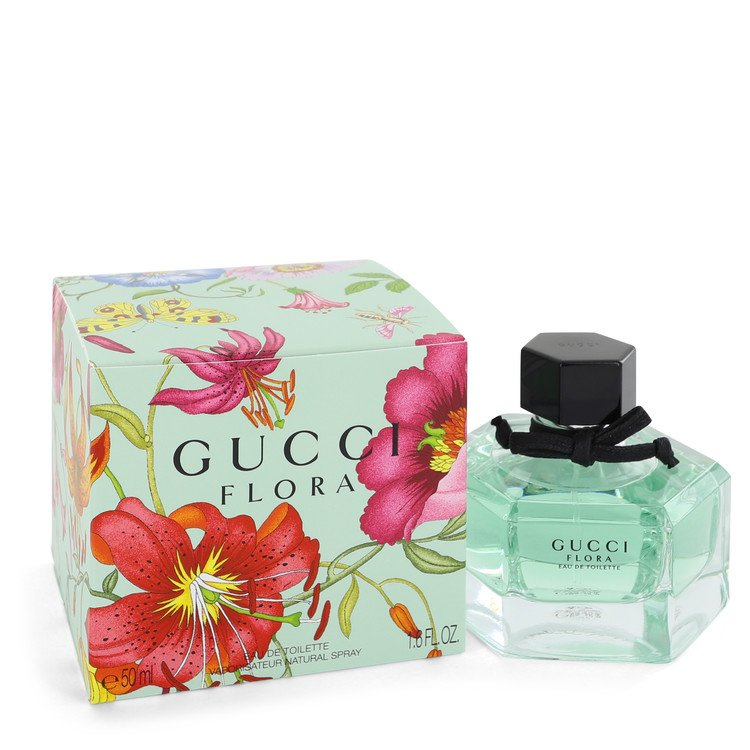 Flora Eau De Toilette Spray By Gucci