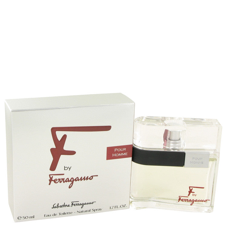 F Eau De Toilette Spray By Salvatore Ferragamo