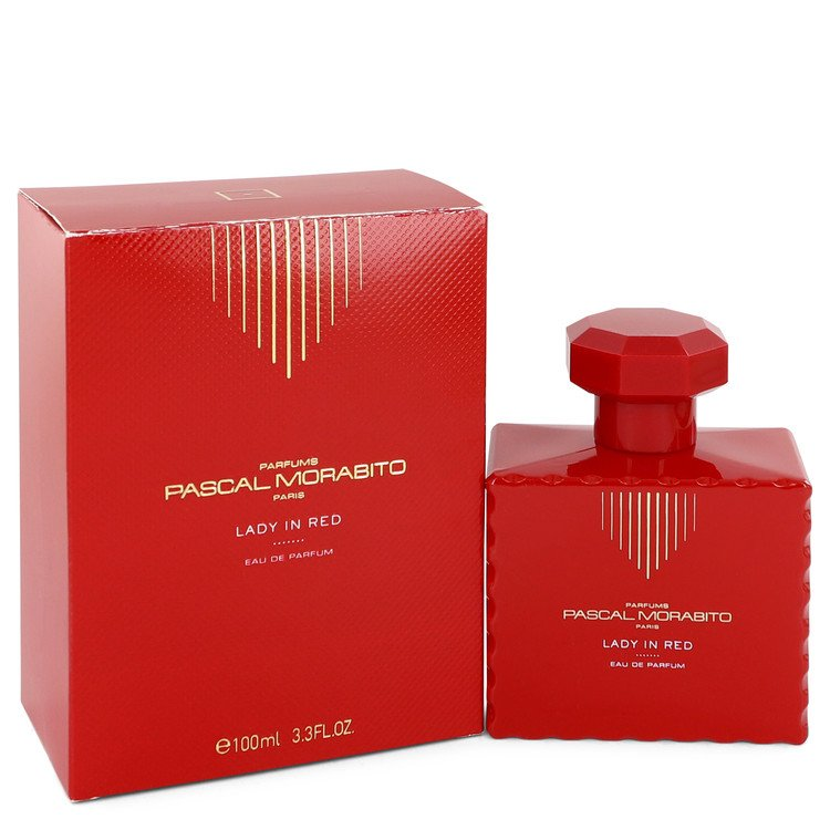 Lady In Red Eau De Parfum Spray By Pascal Morabito