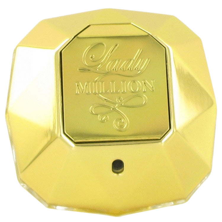 Lady Million Eau De Parfum Spray (Tester) By Paco Rabanne