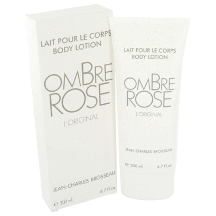 Ombre Rose Body Lotion By Brosseau