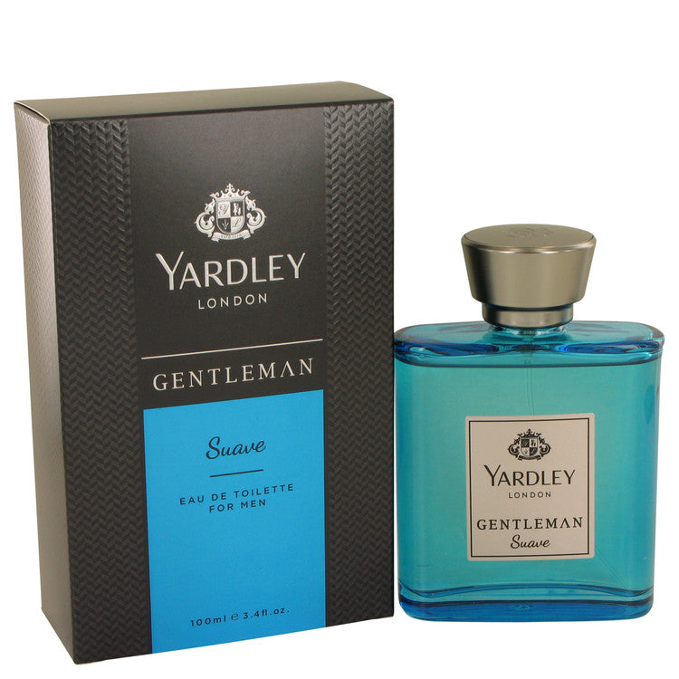 Yardley Gentleman Suave Eau De Toilette Spray By Yardley London