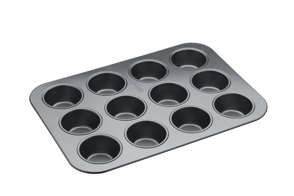 Chicago Metallic 12 Hole Baking Tin