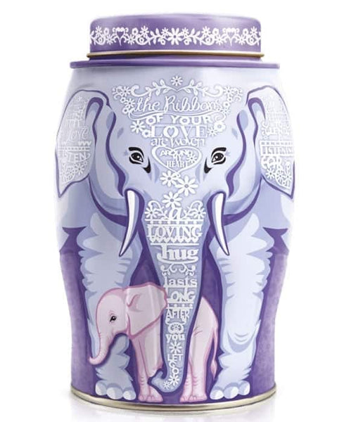 Elephant Tea Caddy - Mother Love
