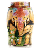 Elephant Tea Caddy - Reap What You Sow
