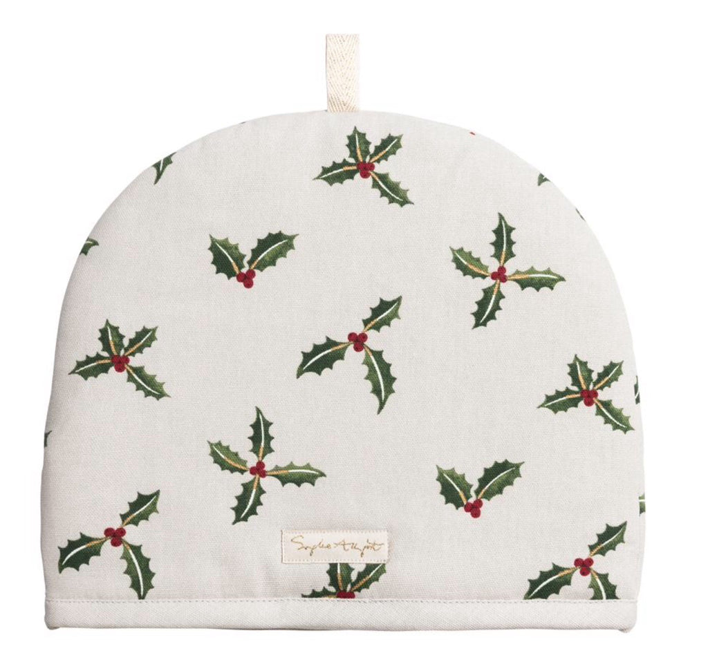 Holly & Berry Tea Cosy