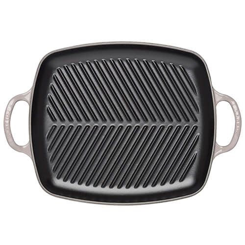 Cast Iron Rectangle Grill Flint