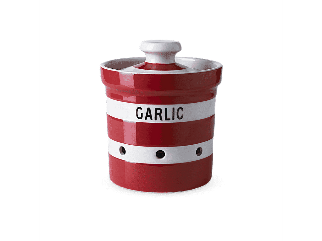 Red Garlic Keeper