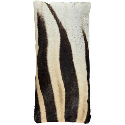 South African zebra cushion | 28x56 cm