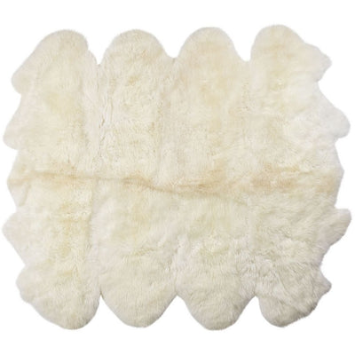 New Zealand Sheepskin - Longwool | 180x214 cm.