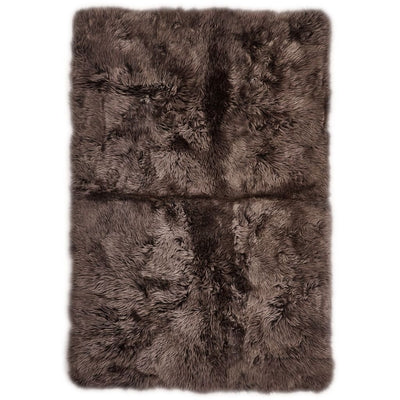 NC Living Design Rug of Premium Quality Sheepskin, Long-Wool, 250x350 cm Design Rugs