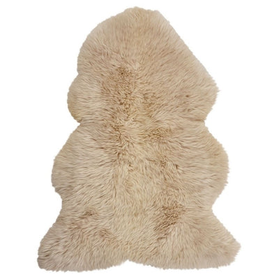 NC Living Sheepskin, Long-wool, Premium quality, New Zealand, 115 x 60 cm('JUMBO') Skins