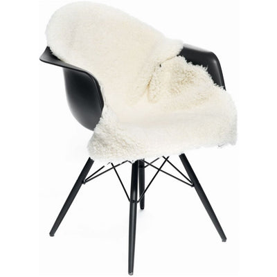 New Zealand Sheepskin - Shortwool Curly | 115 cm.
