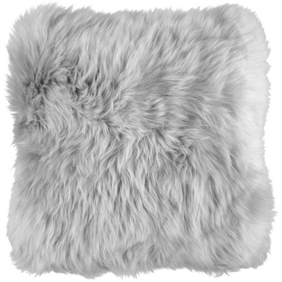 New Zealand sheepskin Cushion - LongWool | 50x50 cm.
