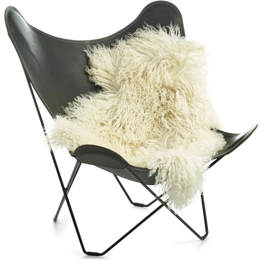 Austrian sheepskin - Curly | 90 cm.