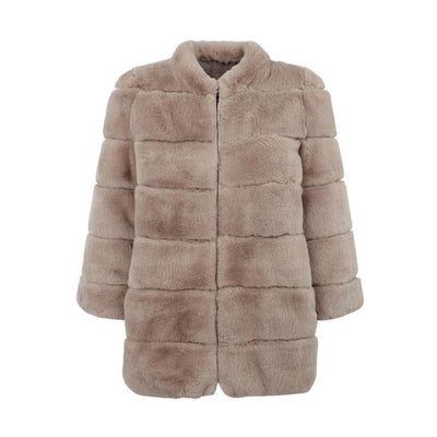 NC Fashion Ava (Jacket of Rex Rabbit) Jackets