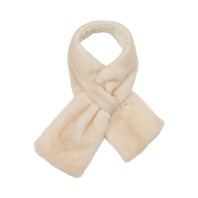 NC Fashion Betty Mink scarf Muffler Palmino