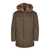 NC Fashion Constantin (Parka Jacket With Raccoon) Jackets Khaki