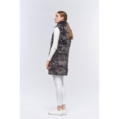 NC Fashion Ellie Vests Dark Grey
