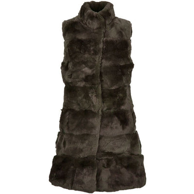 NC Fashion Ellie Vests Hedge Green