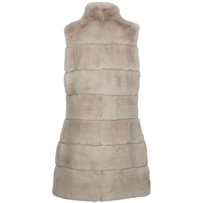 NC Fashion Ellie Vests Pearl