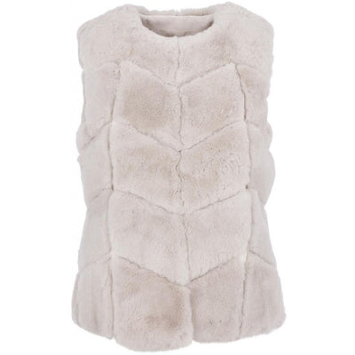NC Fashion Fanny Vests Silver Grey