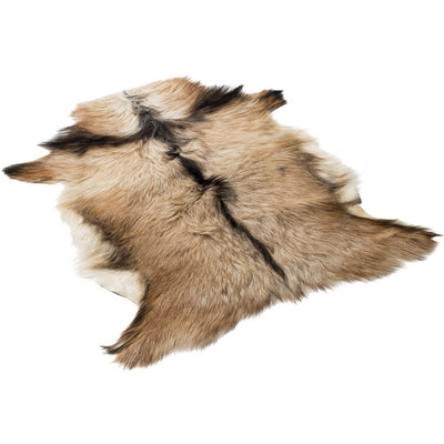 NC Living Goat skin - Shortwool Skins Spotted