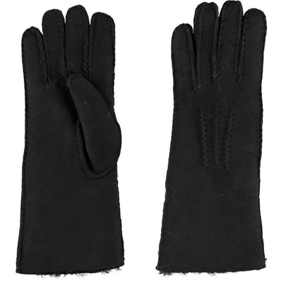 NC Fashion Kathryn (Gloves of Merino and Lamb) Gloves Black