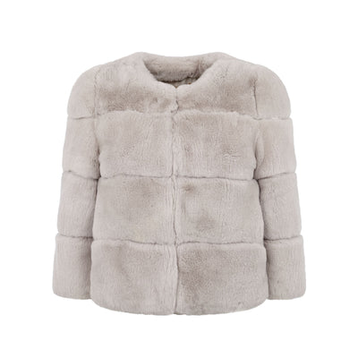 NC Fashion Laura Jackets Silver Grey