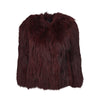 NC Fashion Liva Jackets Burgundy