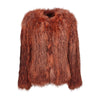 NC Fashion Liva Jackets Rust