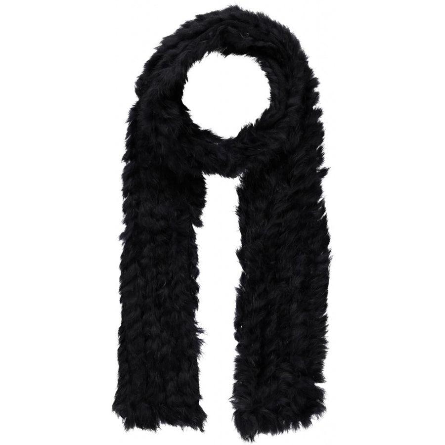 NC Fashion Louise Scarfs Black