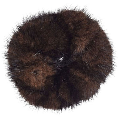 NC Fashion Mink Hair Band Hairbands Brown