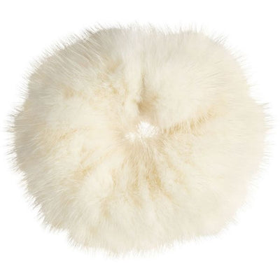 NC Fashion Mink Hair Band Hairbands White