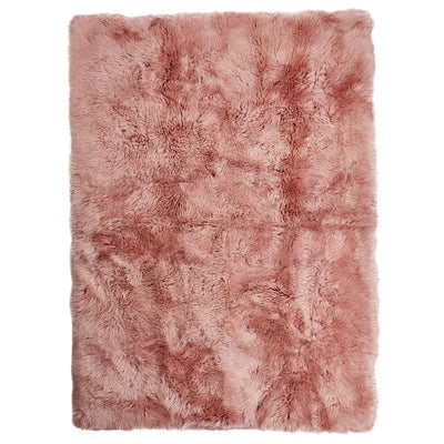 NC Living New Zealand Design Rug - LongWool | 250x350 cm Design Rugs Rosa