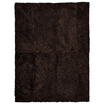 NC Living New Zealand Design Rug - ShortWool Curly | 200x300 cm. Design Rugs Cappuccino