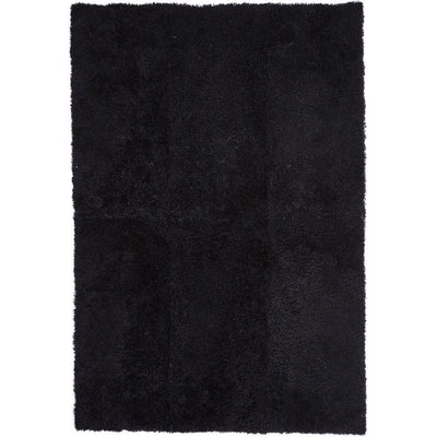 NC Living New Zealand Design Rug - ShortWool Curly | 250x350 cm. Design Rugs Black