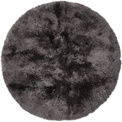 NC Living New Zealand Design rug - LongWool | Round | 250 cm. Design Rugs