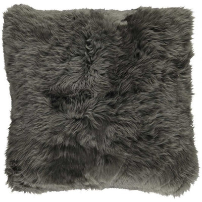 NC Living New Zealand sheepskin Cushion - LongWool | 50x50 cm. Cushions