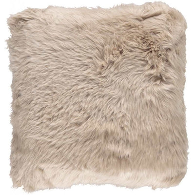 NC Living New Zealand sheepskin Cushion - LongWool | 50x50 cm. Cushions Warm Sand