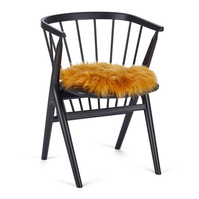 NC Living New zealand Seat Cover - LongWool | Round | 38cm. Seat Covers