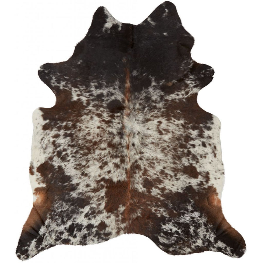 NC Cowhide UNIKA Cow Hide. Size: 3,11 m2. Color: Dark Brown/Reddish Hides Dark Brown/Reddish