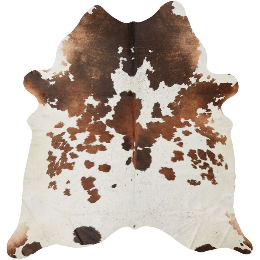 NC Cowhide UNIKA Cow Hide. Size: 3,12 m2. Color: Dark Brown/Reddish Hides Dark Brown/Reddish