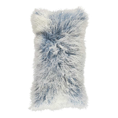 NC Living 'SNOW COLLECTION' - Cushion,  Tibetan Sheepskin, 28x56 cm Cushions