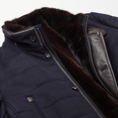 NC Fashion Simon (Mink, Cashmere) Jackets