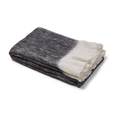 NC Living Throw of mohair wool, 10% Throws