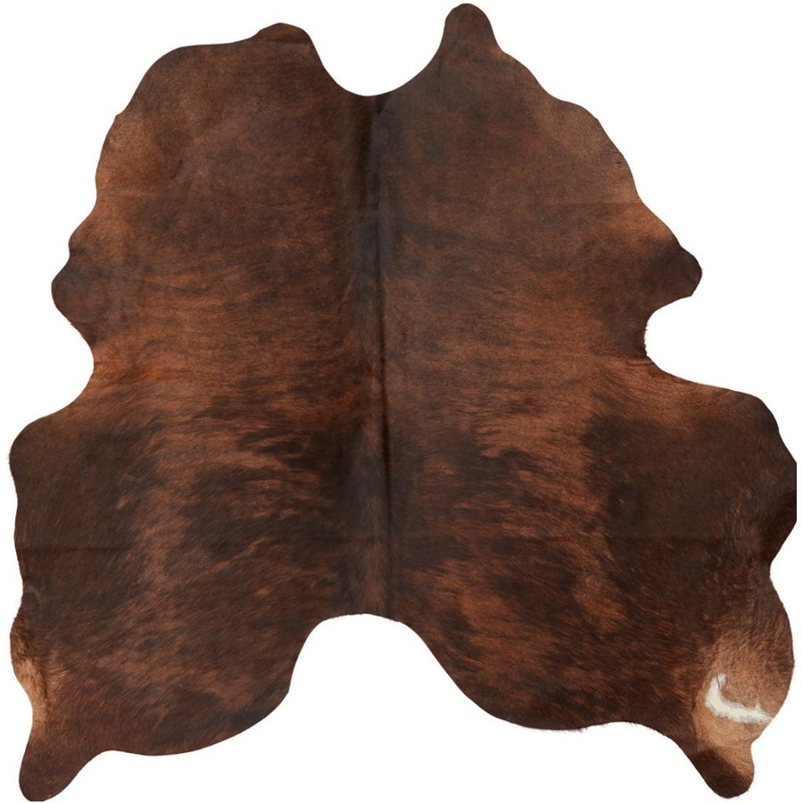 NC Cowhide UNIKA Cow Hide. Size: 2,32 m2. Color: Brown Hides