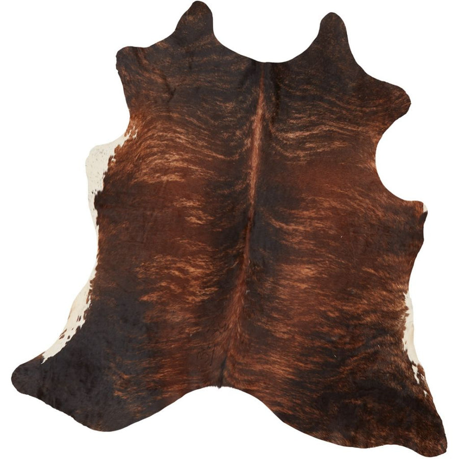 NC Cowhide UNIKA Cow Hide. Size: 2,35 m2. Color: Exotic Dark Hides