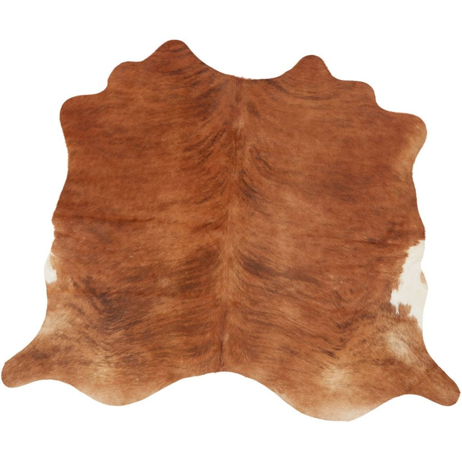 NC Cowhide UNIKA Cow Hide. Size: 2,38 m2. Color: Exotic Dark Hides