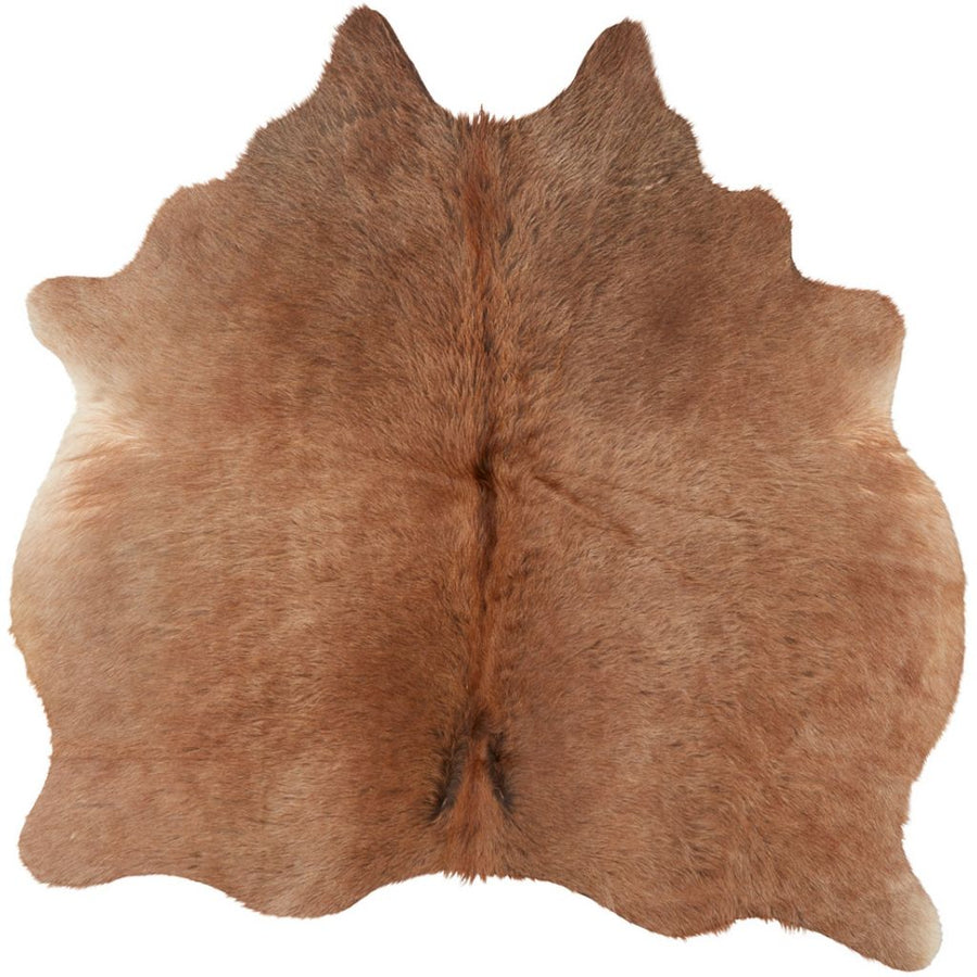 NC Cowhide UNIKA Cow Hide. Size: 2,39 m2. Color: Exotic Dark Hides